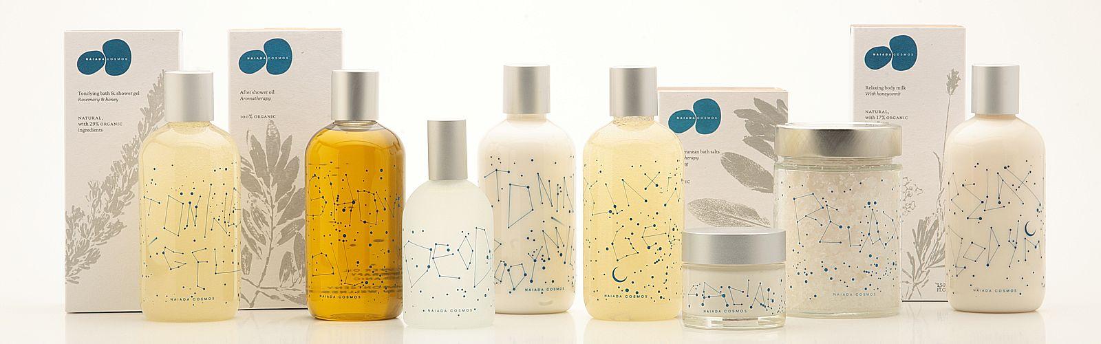 Fragancies del montseny natural and organic cosmetics - cosmos certified.
