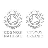 Certification Cosmos - standard AISBL - Organic and natural cosmetics - The Soil Association