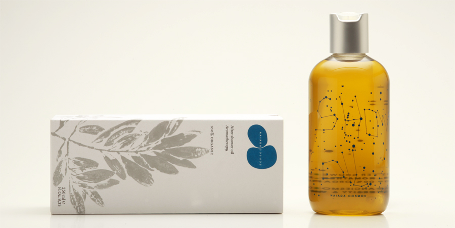 Aromatherapy - After shower oil, 100% Organic